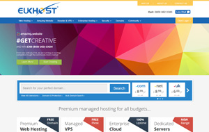 Have a look at the homepage of eUKhost
