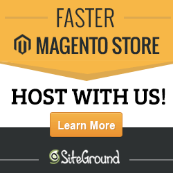 Faster Magento Hosting by Siteground